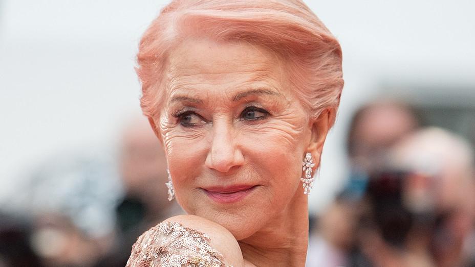 "Helen Mirren attends ""Les Plus Belles Annees D'Une Vie"" screening at Cannes - H Getty 2019"