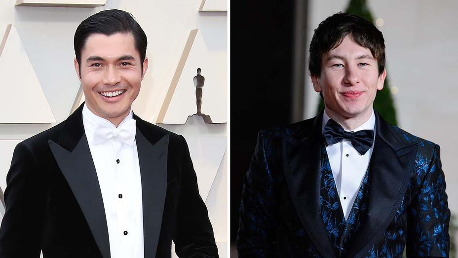 Henry Golding and Barry Keoghan_Split - Getty - H 2019