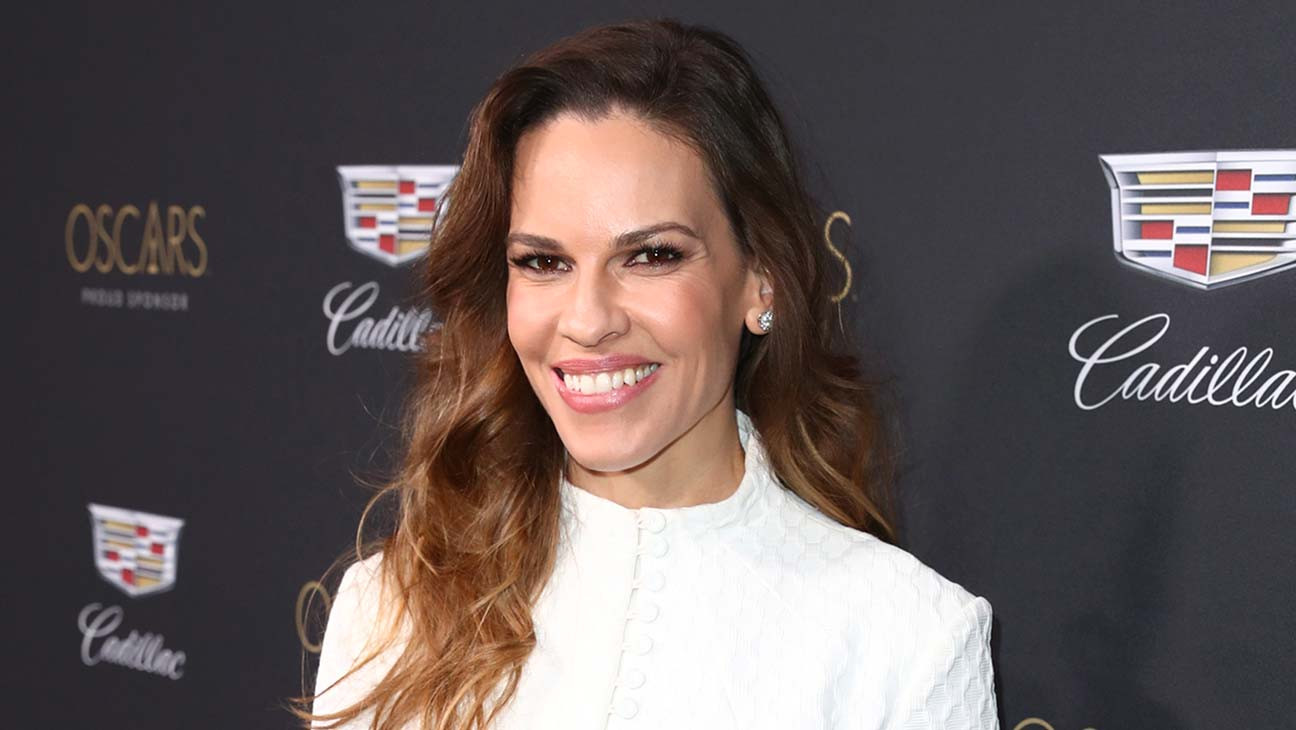 Hilary Swank Sues Union Health Plan for Not Covering Ovarian Cysts