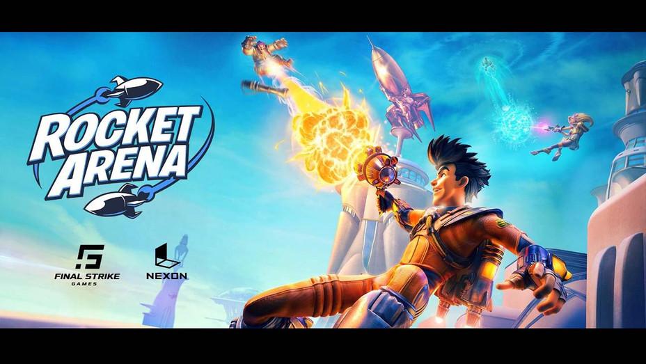Rocket Arena - Nexon Publicity-H 2019