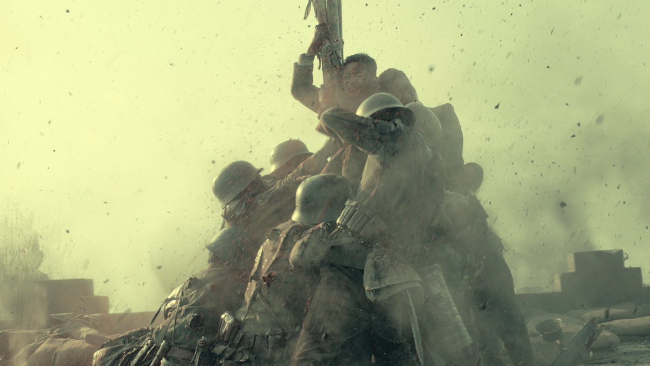 China Readies for Box Office Revival With Big-Budget War Epic 'The Eight Hundred'