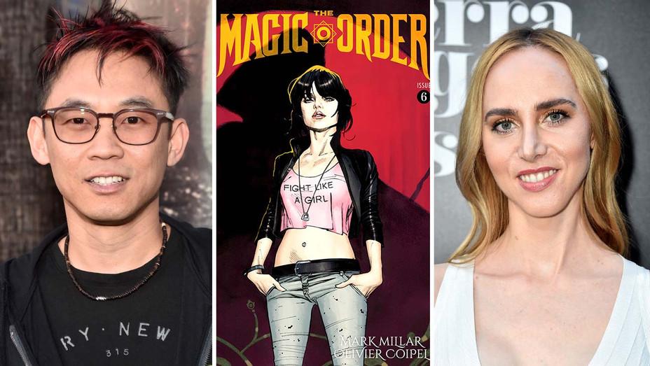 James Wan-The Magic Order-Lindsey Beer-Publicity-Split-H 2019