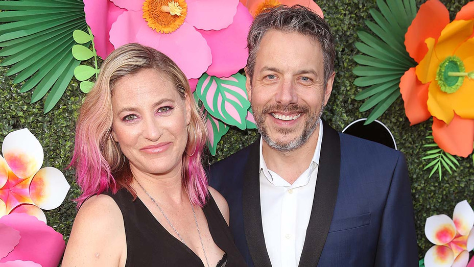 Jamie Denbo and John Ross Bowie - Getty - H 2019