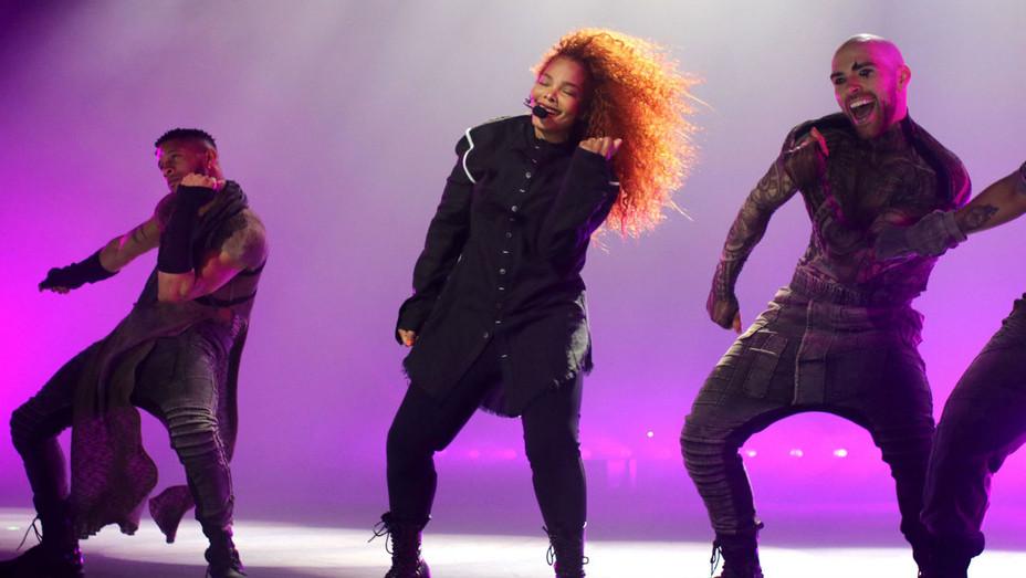 Janet Jackson Metamorphosis Show - Getty - H 2019