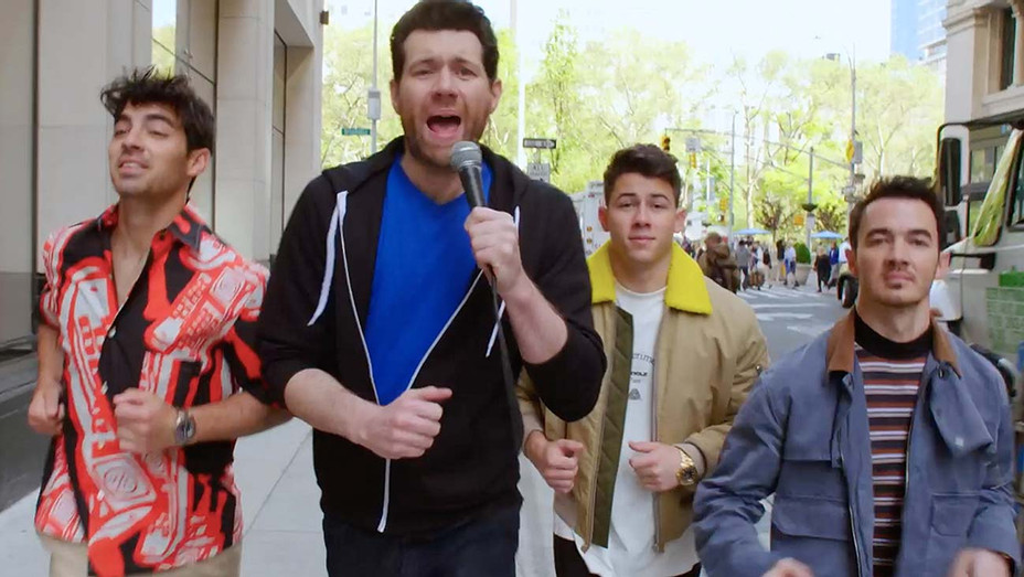 Funny Or Die - Billy Eichner - Jonas Brothers- Publicity-H 2019