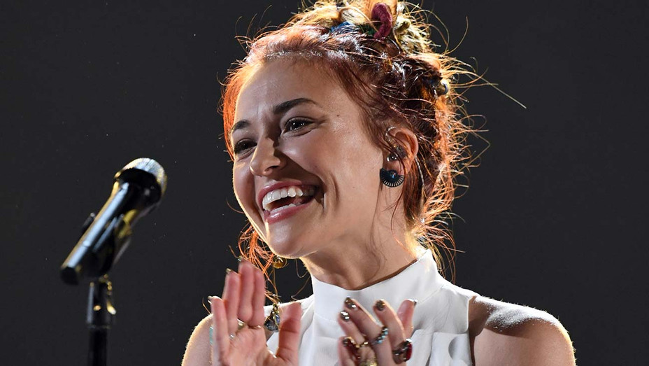 Lauren Daigle_BBMAs - Getty - H 2019