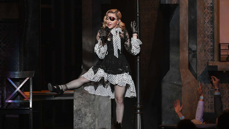 Madonna_BBMAs  - Getty - H 2019