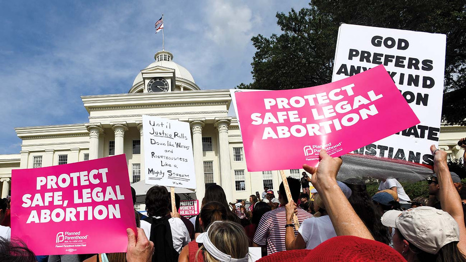March For Reproductive Freedom -Getty-H 2019