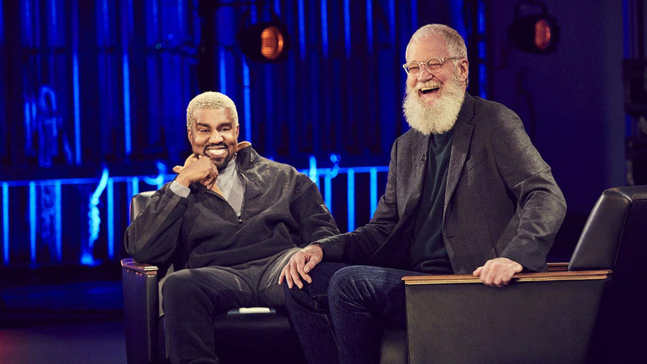 My Next Guest Needs No Introduction with David Letterman_Kanye West - Publicity - H 2019