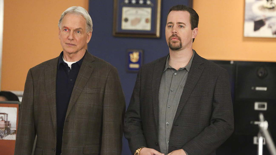 NCIS -Mark Harmon -Sean Murray- May 7 - Publicity-H 2019