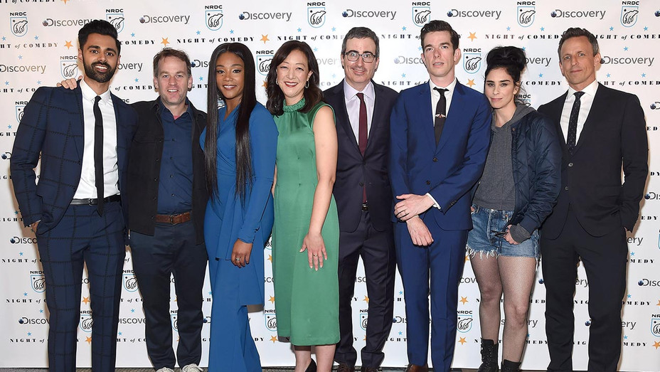 NRDC's 'Night of Comedy' benefit -Getty-H 2019