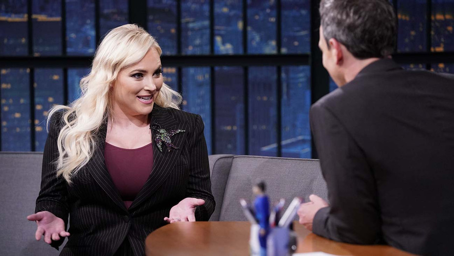 LATE NIGHT WITH SETH MEYERS - Episode 834 - Meghan McCain - May 7, 2019 - Publicity-H 2019