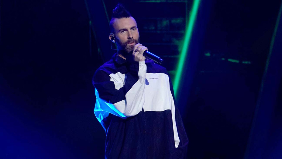 NBCUNIVERSAL UPFRONT EVENTS -May 13, 2019 - Adam Levine - Publicity-H 2019