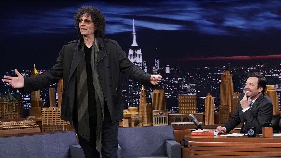 THE TONIGHT SHOW STARRING JIMMY FALLON -- Episode 1069 - Howard Stern -Publicity-H 2019