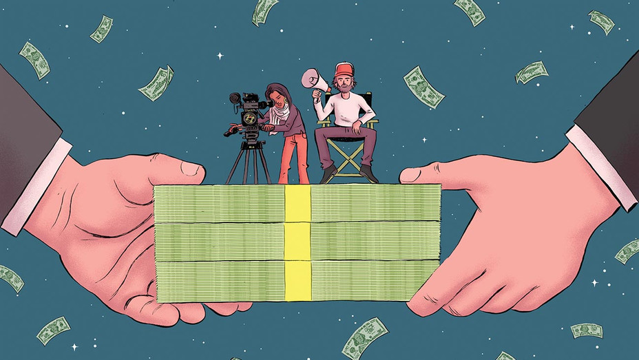 ONE TIME USE ONLY-THR-25 film people who actually Have Money to spend-Illustration by Jamie Coe-H 2019