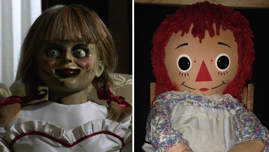 The Legends Behind the Artifacts of 'Annabelle Comes Home' | Hollywood Reporter