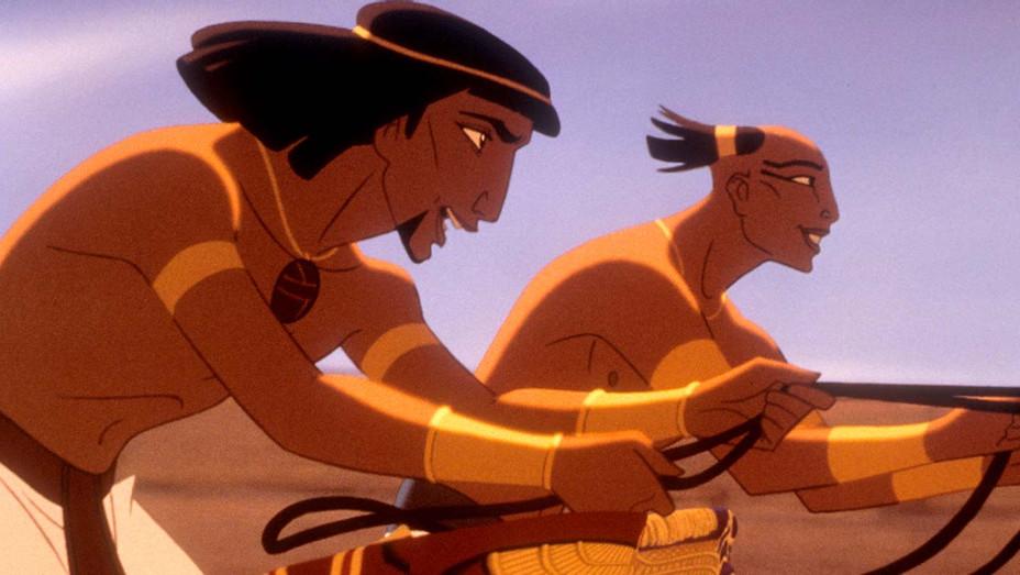 The Prince of Egypt (1998) Animation - DreamWorks SKG - Photofest - h 2019