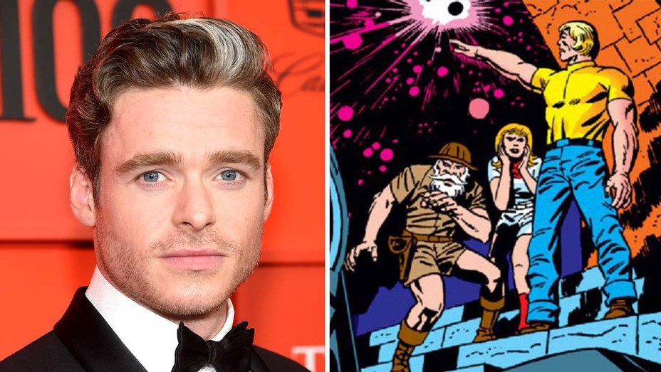 Richard Madden and The Eternals-Split-Getty-Publicity-H 2019