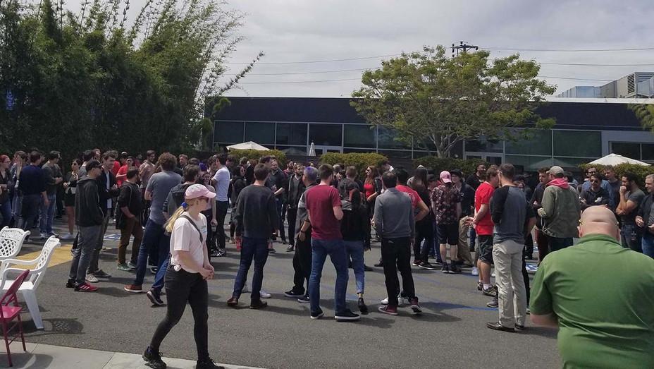 Riot Games HQ - Publicity - H 2019