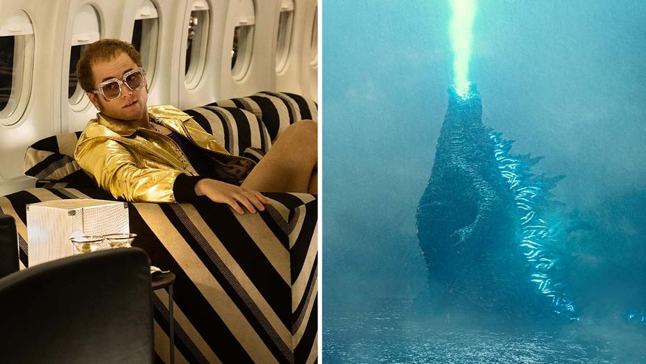 Rocketman-Godzilla-Publicity Stills-Split-H 2019