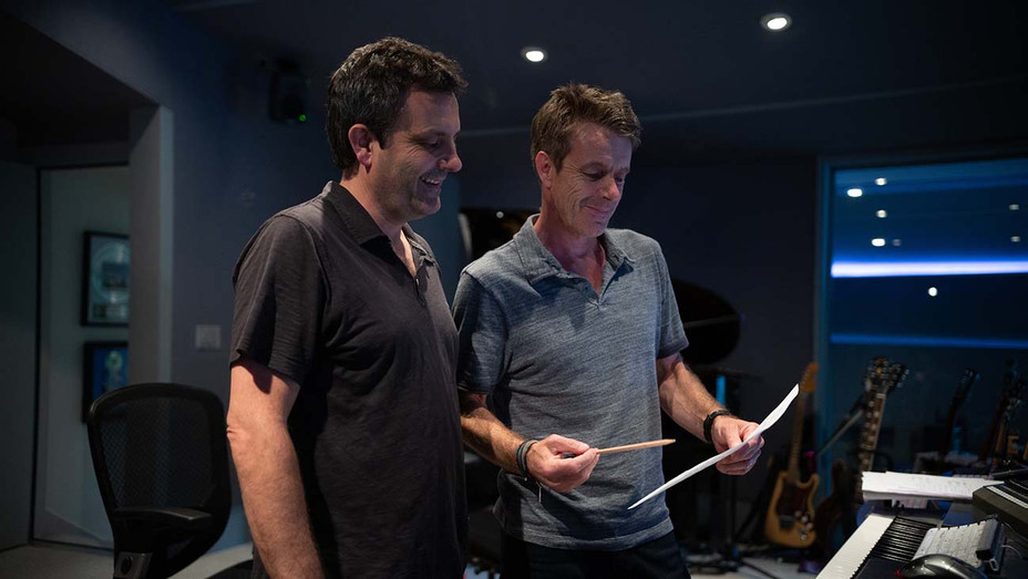 Rupert Gregson-Williams and Harry Gregson-Williams - Getty - H 2019