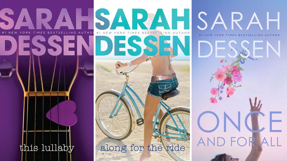 Sarah Dessen_This Lullaby, Along For the Ride, and Once and For All_Split - Publicity - H 2019