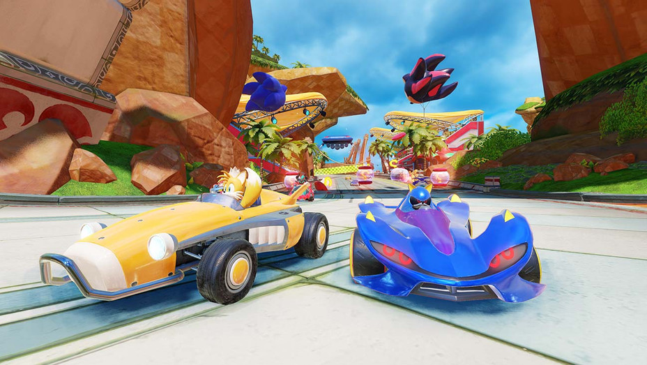 Team Sonic Racing -Publicity- H 2019