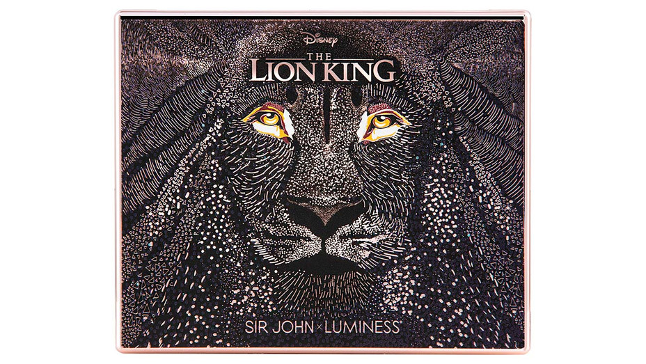 The Lion King-Disney-Sir John-luminess makeup launch-Publicity-H 2019