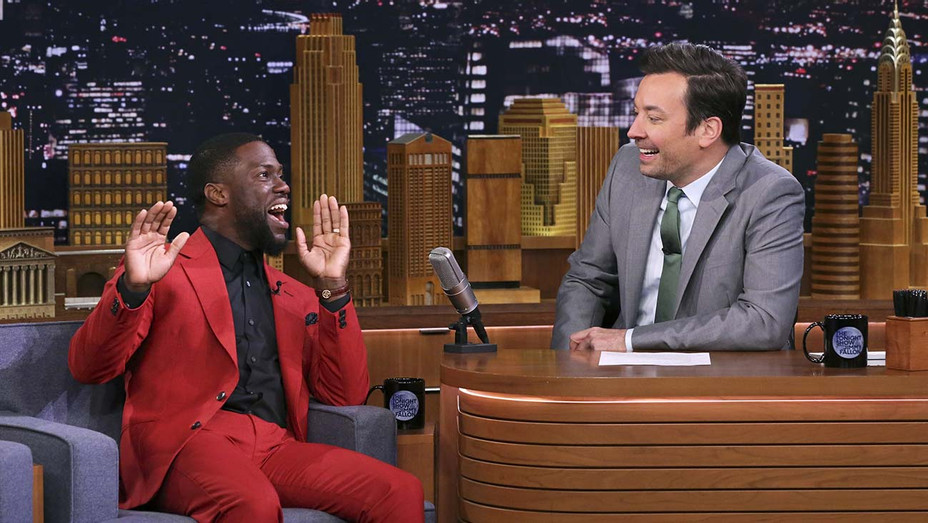 The Tonight Show starring Jimmy Fallon-Kevin Hart-Publicity Still-H 2019