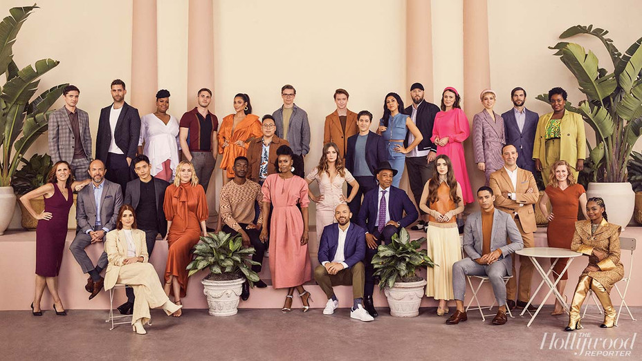 THR-Group Photo-RROSALES_THR_2019_EMMY_SA_1047-Photographed by Ramona Rosales-H 2019