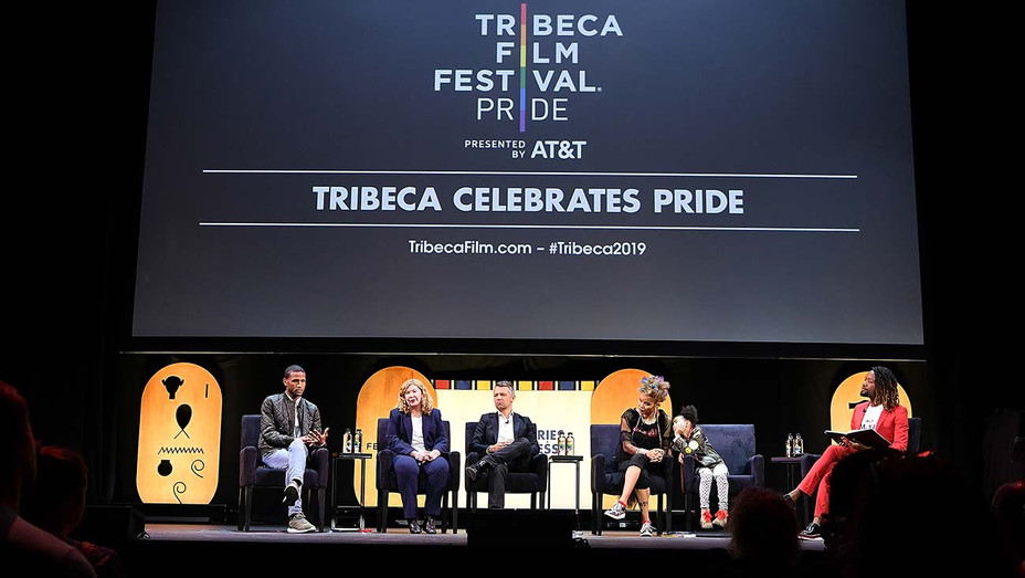 Tribeca Celebrates Pride Day Panel — Getty —H 2019