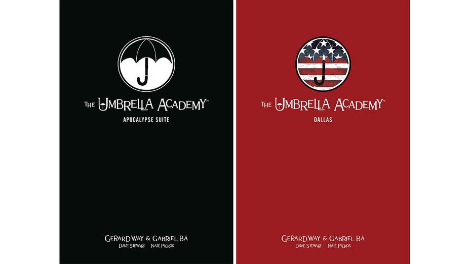 Umbrella Academy Library Editions - Publicity - H 2019