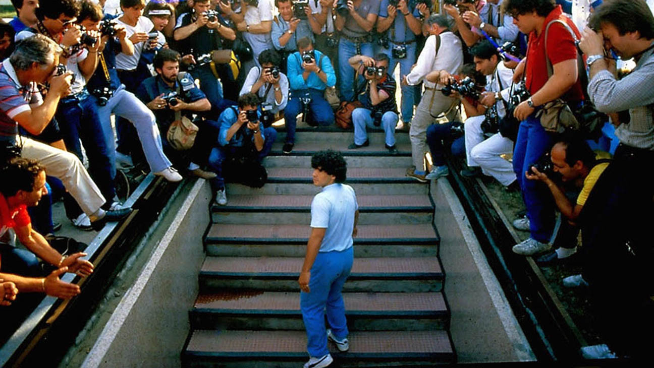 Diego Maradona Still - H - 2019