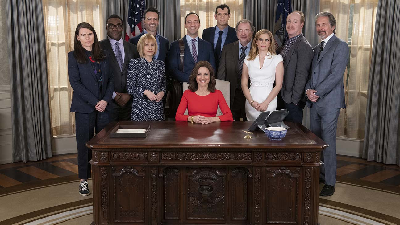 Veep': The Story Behind That Final Joke (and Tom Hanks' Response) |  Hollywood Reporter