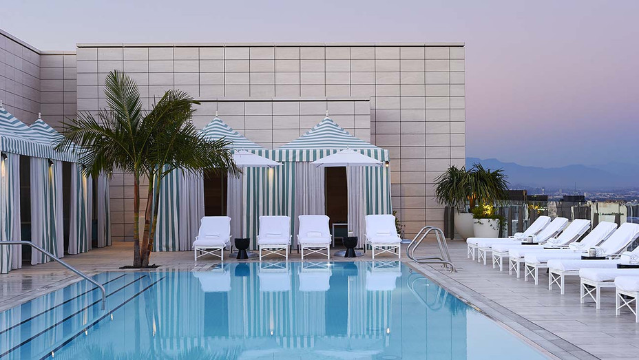 Waldorf Astoria Beverly Hills Pool and Spa - Publicity - H 2019