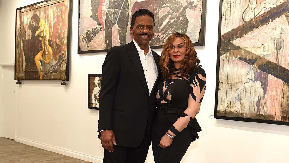 Wearable Art Gala_Tina Knowles Lawson and Richard Lawson - Publicity - H 2019