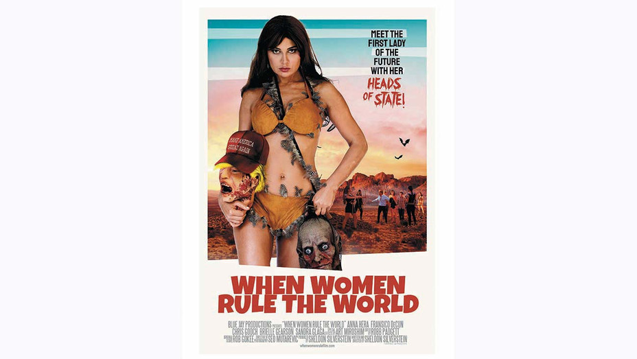 When Women Rule the World Poster- Publicity-H 2019