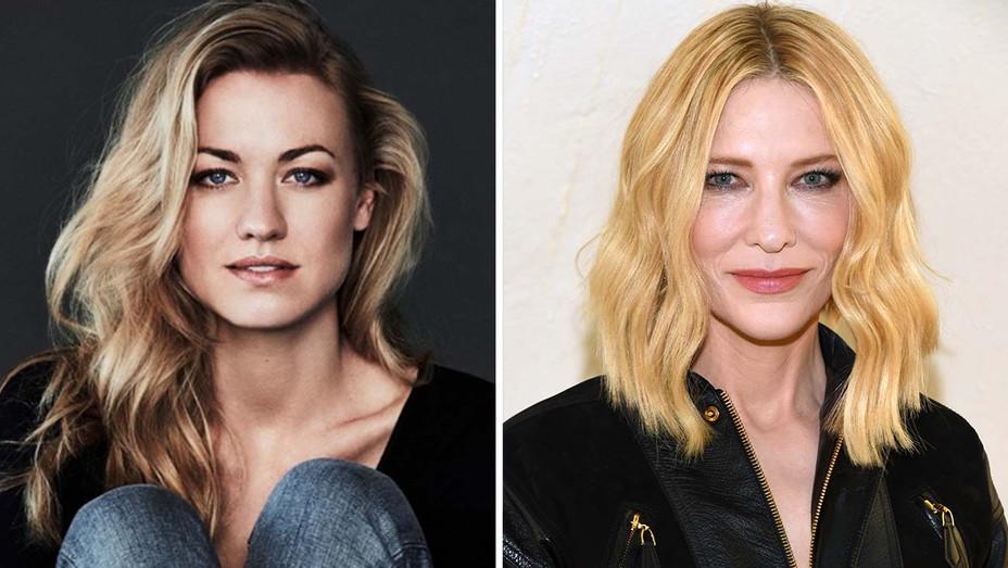 Yvonne Strahovski-Cate Blanchett-Publicity-Getty-Split-H 2019