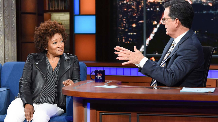 The Late Show with Stephen Colbert and guest Wanda Sykes - June 3, 2019 - CBS Publicity-H 2019