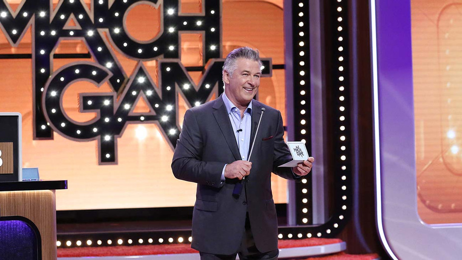 MATCH GAME, hosted by - Alec Baldwin - ABC Publicity-H 2019