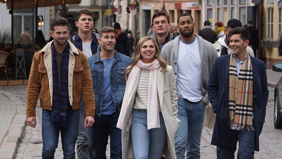 """THE BACHELORETTE - """"1506"""" - JED, CONNOR S., LUKE P., HANNAH BROWN, TYLER C., MIKE, DYLAN- H 2019"""