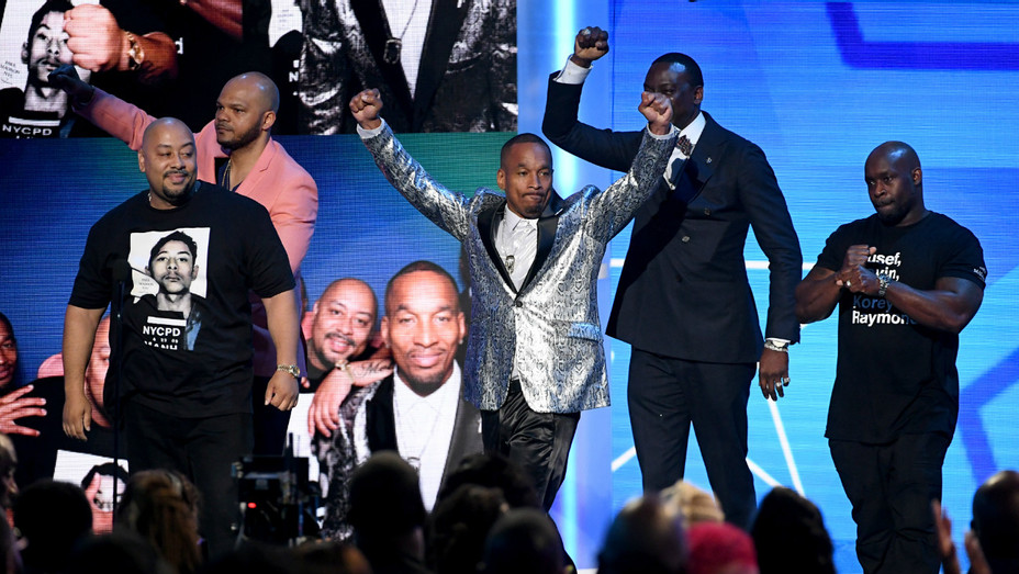 Exonerated 5 of Central Park 5 BET Awards - Getty 2019 - H