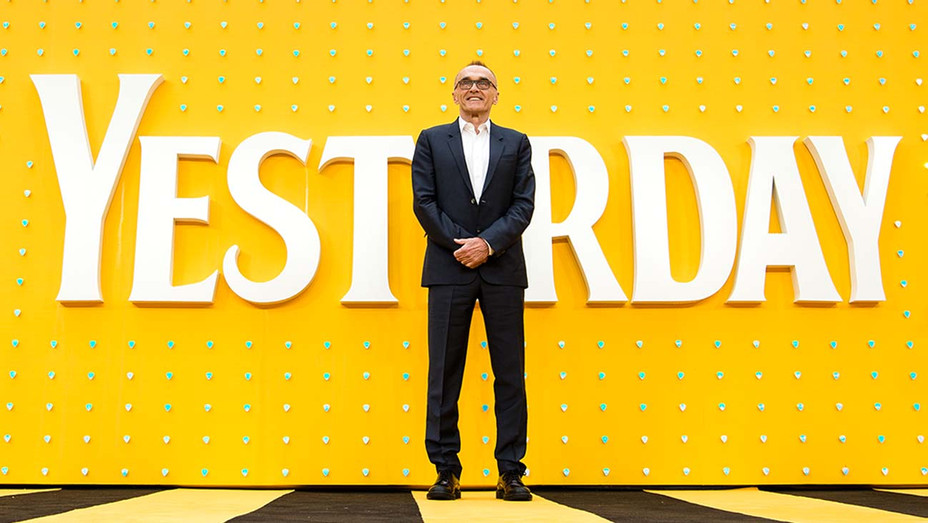 "Director Danny Boyle attends the UK Premiere of ""Yesterday"" -Getty-H 2019"