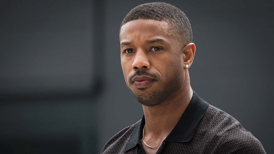 ONE TIME USE ONLY - Michael B. Jordan - photo call for the film 'Fahrenheit 451'- AP Photo -H 2019