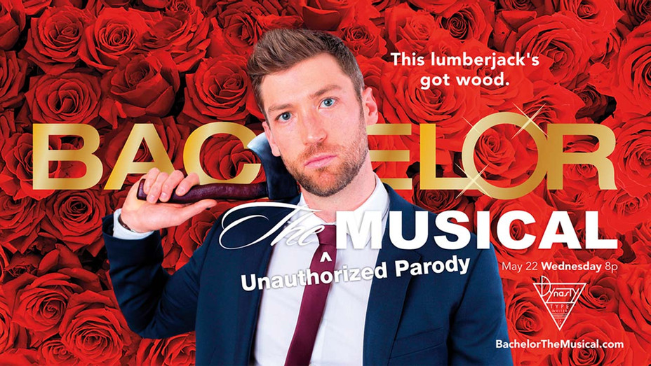 Bachelor-The Unauthorized Parody Musical-Publicity-H 2019