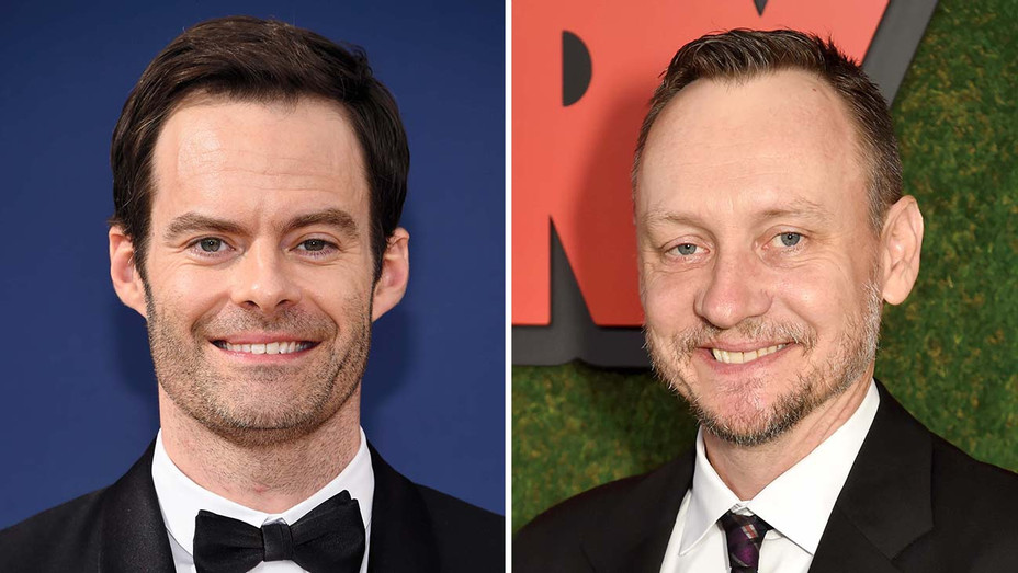 Bill Hader, Alec Berg  Split _Power List - Getty - H 2019