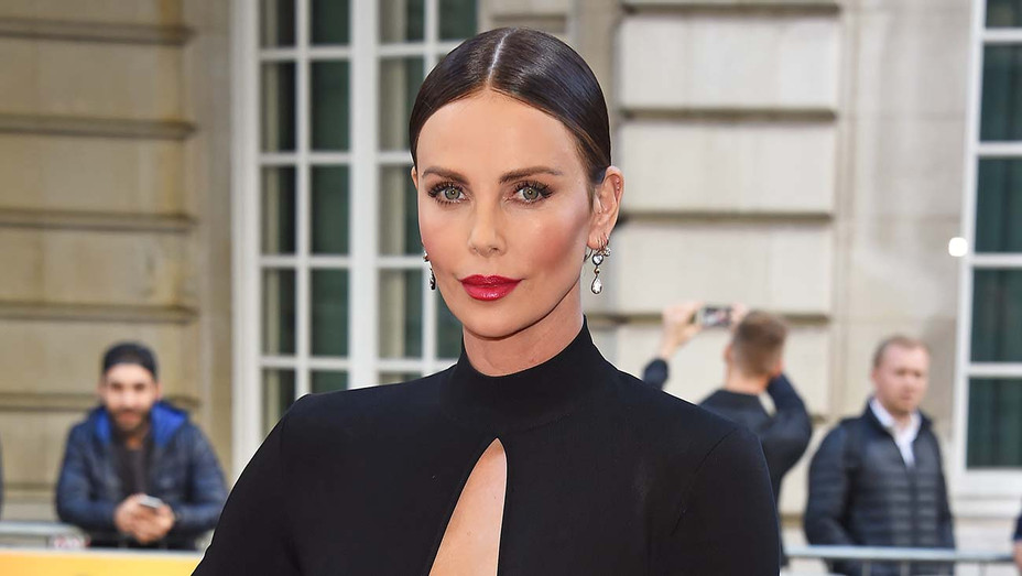 Charlize Theron - Getty - H 2019