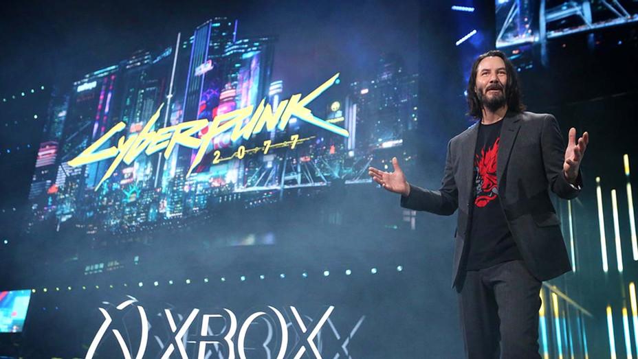 Cyberpunk 2077-Keanu Reeves-Publicity-H 2019
