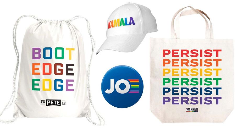Democratic Presidential Contenders Promote LGBTQ Pride - Publicity-H 2019