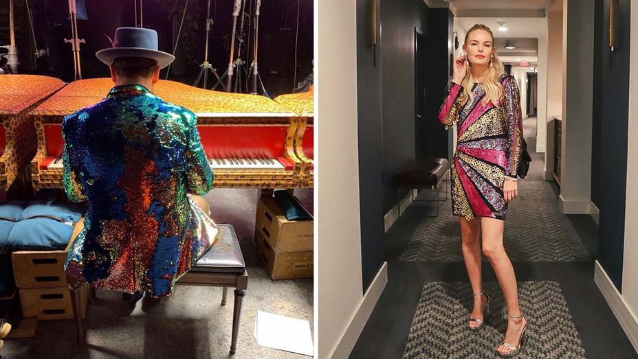 Elton John-Kate Bosworth-Publicity-Split-H 2019